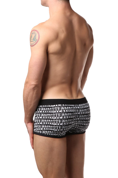Teamm8 ACTIV8 Black & White Sports Trunk
