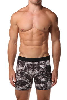 The Bottom Line Faded Skull Boxer Short
