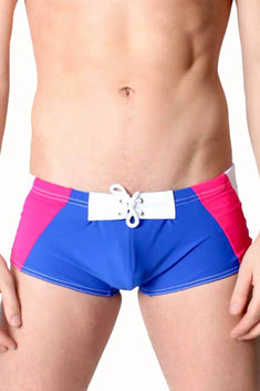 Timoteo Blue Pacifica Swim Trunk