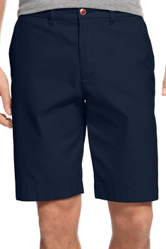 Tommy Hilfiger Navy Classic-Fit Chino Short