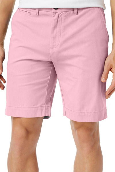 Tommy Hilfiger Rose-Shadow Classic-Fit Flat-Front 9'' Short - CheapUndies.com