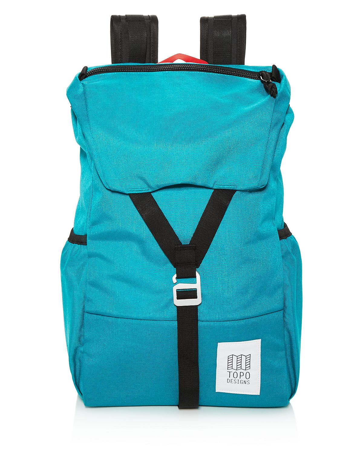 Topo Designs Topo Y Pack Backpack Turquoise