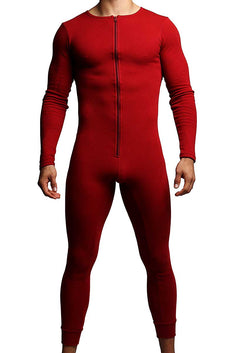 Trend Red Union Suit