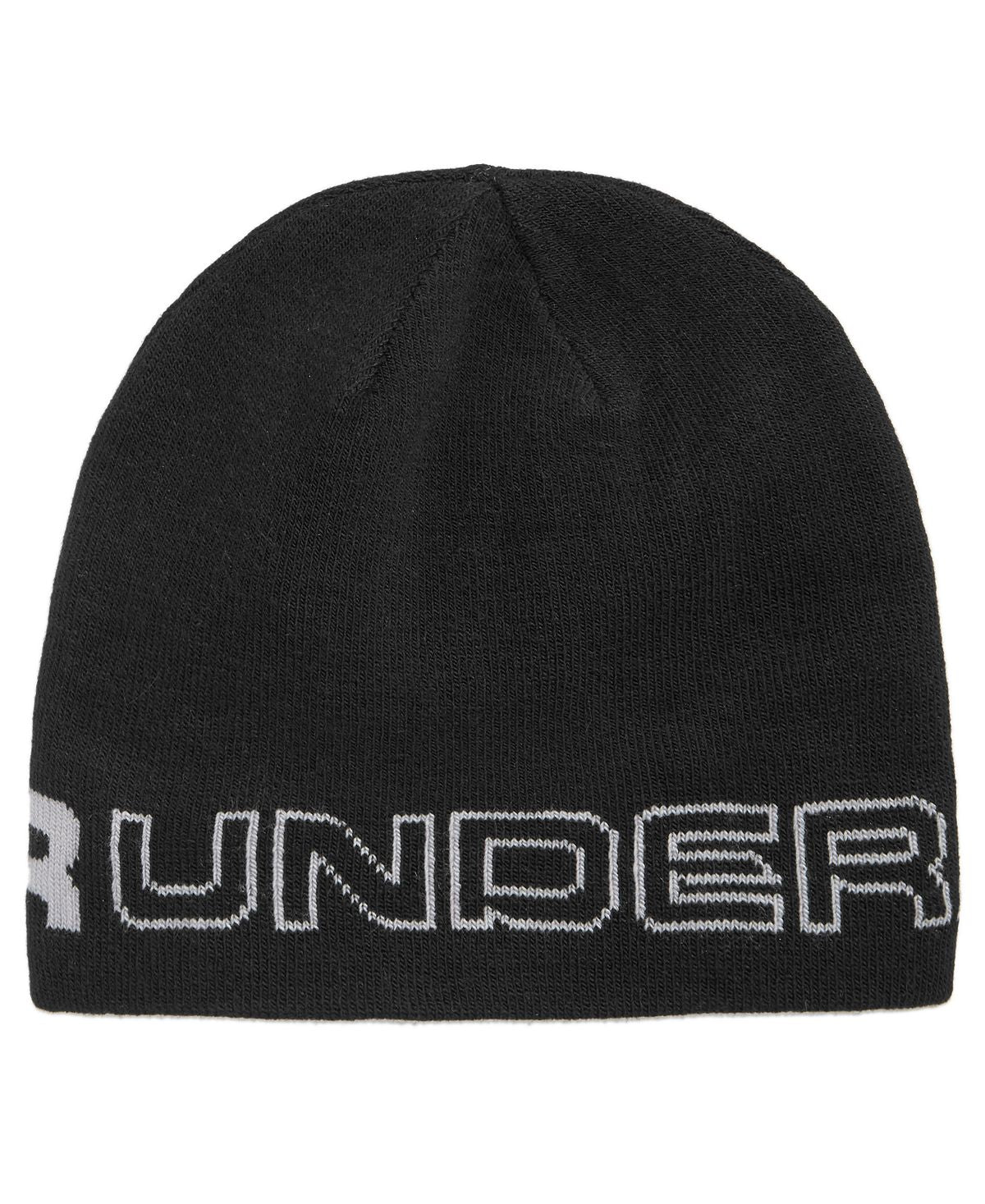 Under Armour Wordmark Beanie Black