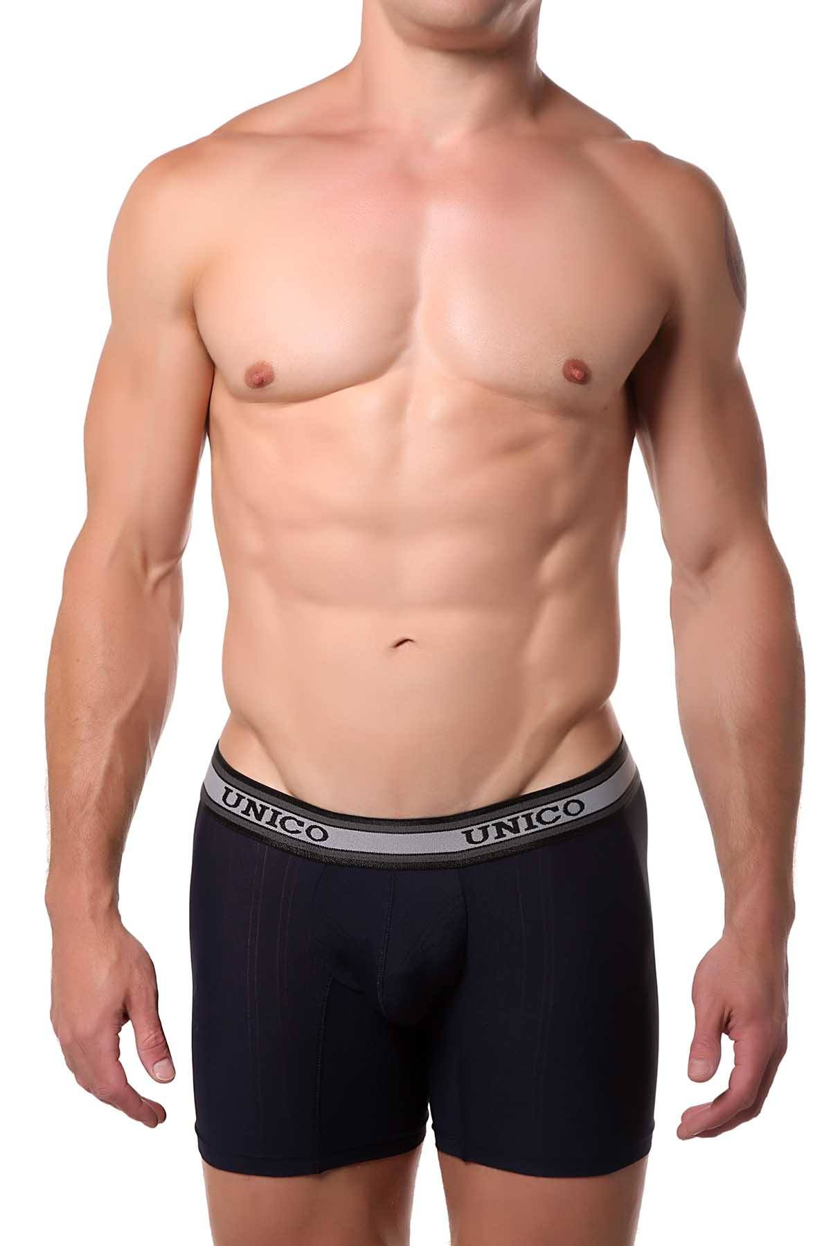 Unico Navy Lao Boxer Brief