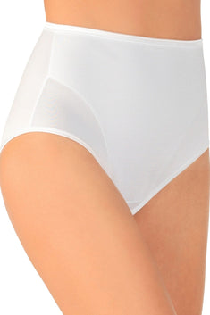 Vanity Fair Star-White Smoothing-Comfort Illumination Brief