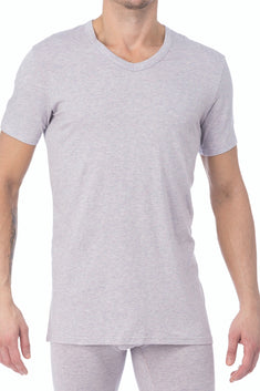 WOOD Violet Grey V-Neck Undershirt
