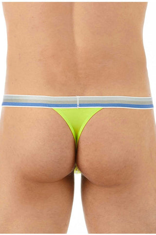 Gregg Homme Lime Hip-Notic Thong
