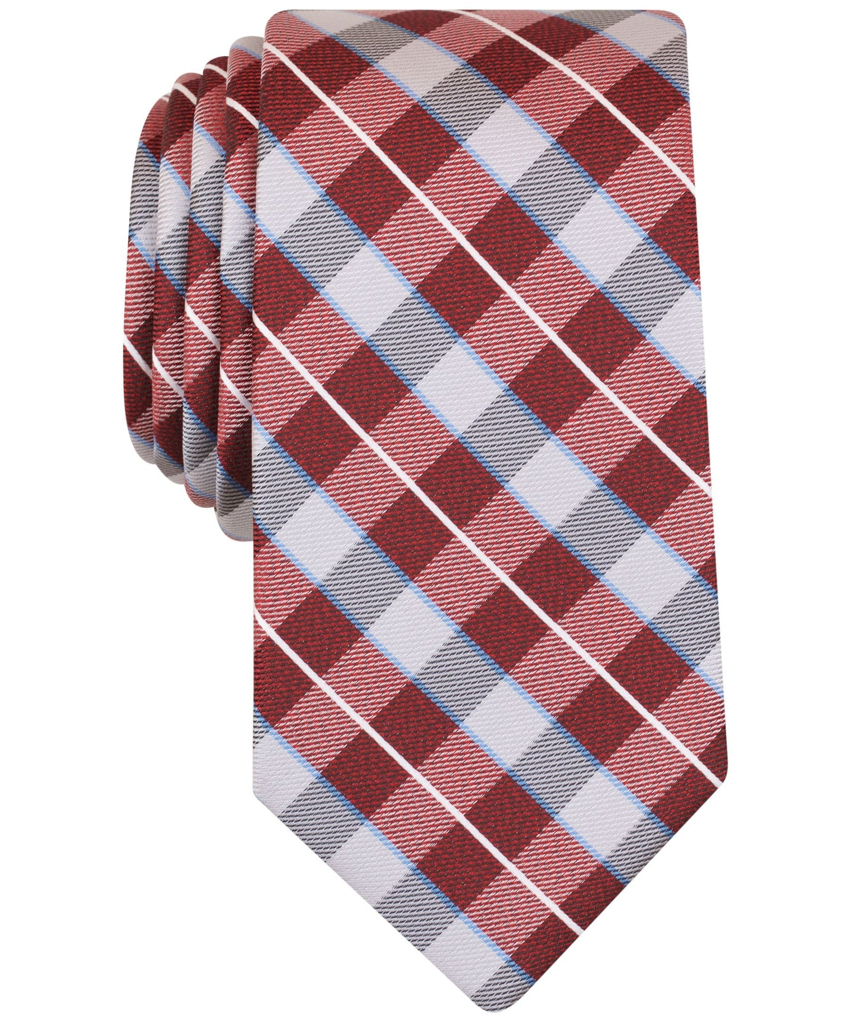 Perry Ellis Batello Check Tie