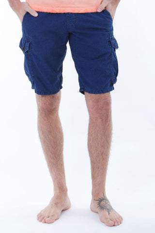 Jetlag Blue Dot Shorts