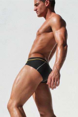 Rufskin Charcoal Sequoia Brief
