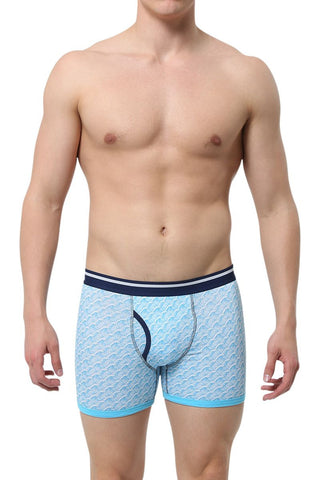 Basic Threads Waves Boxer Brief 3-Pack