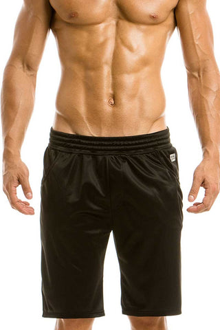 Modus Vivendi Black Flash Color Sweatshorts