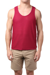 Gigo Wine Zoom Tank Top