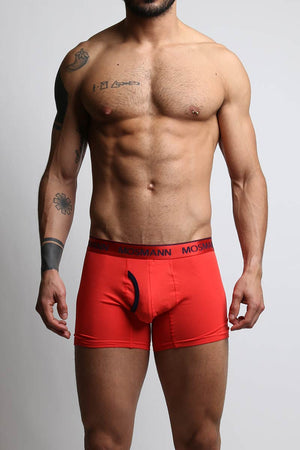2-Pack Mosmann Red & Navy Boxer Brief