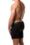 2(X)IST Solid Black Speed 2.0 Boxer Brief