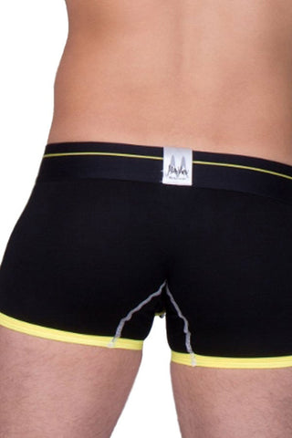 Manview Yellow Piping Trunk