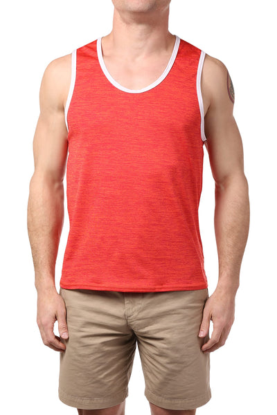 Gigo Red Racing Tank Top - CheapUndies.com