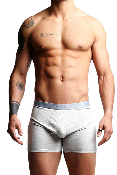 Seven7 Light Grey Boxer Brief 2-Pack - CheapUndies.com