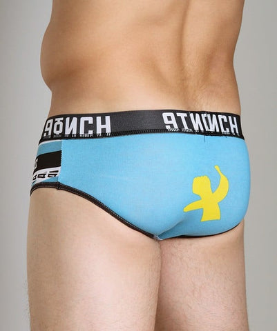 Ginch Gonch Low Rise Blue Banana Havock Brief