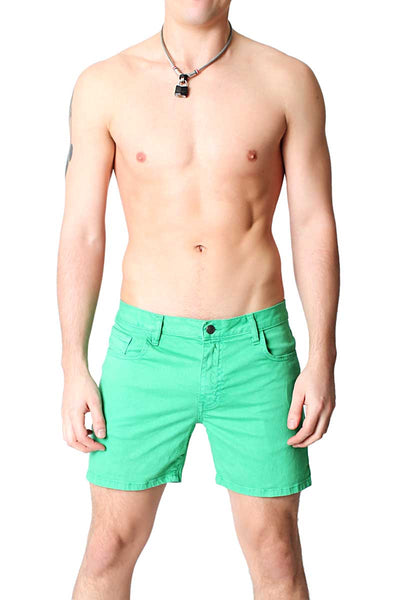 Timoteo Kelly Green Daytona Short - CheapUndies.com