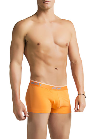 2(X)IST Orange Stretch Boxer Brief