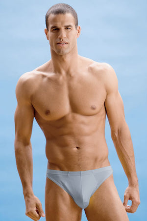 Contour Grey French Brief