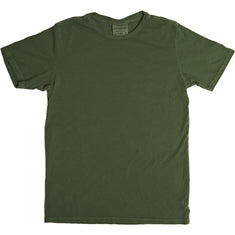 Rxmance Forest Green Crew Neck Tee