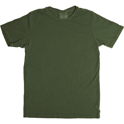 Rxmance Forest Green Crew Neck Tee - CheapUndies.com