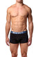 2(X)IST Solid Black Speed 2.0 Trunk - CheapUndies.com