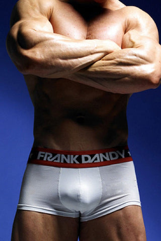 Frank Dandy White Hank Trunk