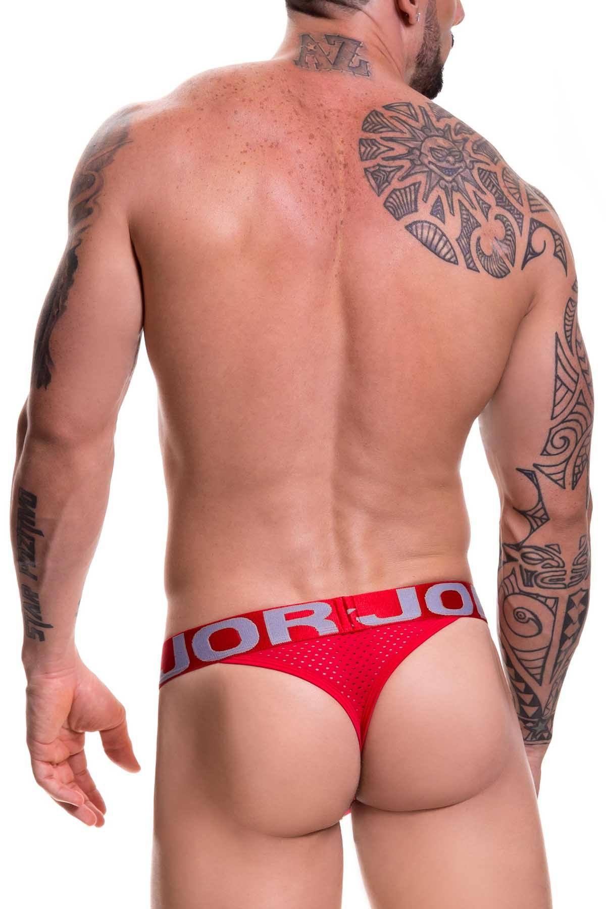 Jor Red Royalty Thong