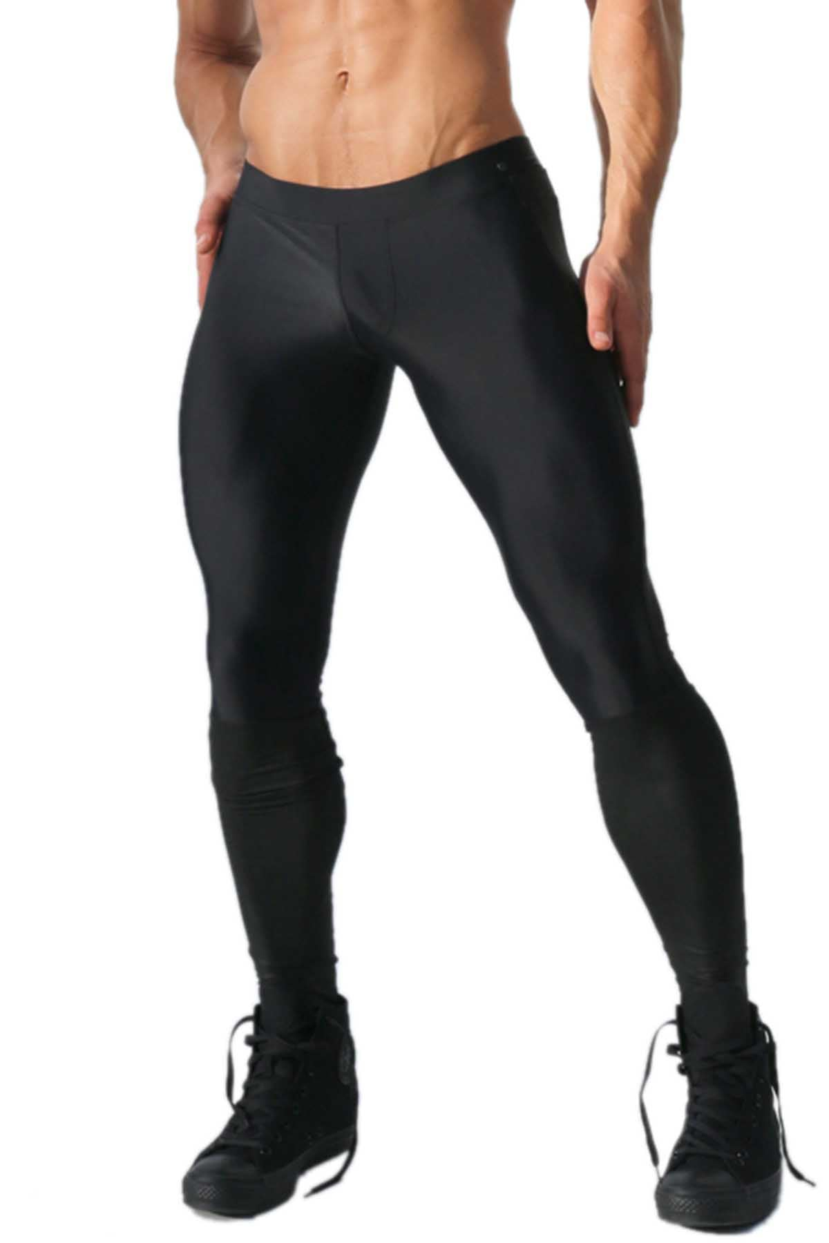Rufskin Black Tom of Finland Thorpe Leggings