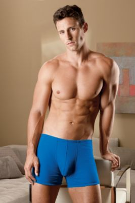 Contour Royal Blue Mesh Boxer Brief - CheapUndies.com