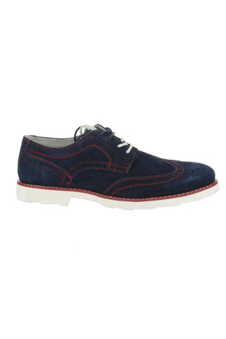 GBX Navy Grives Oxford Shoes