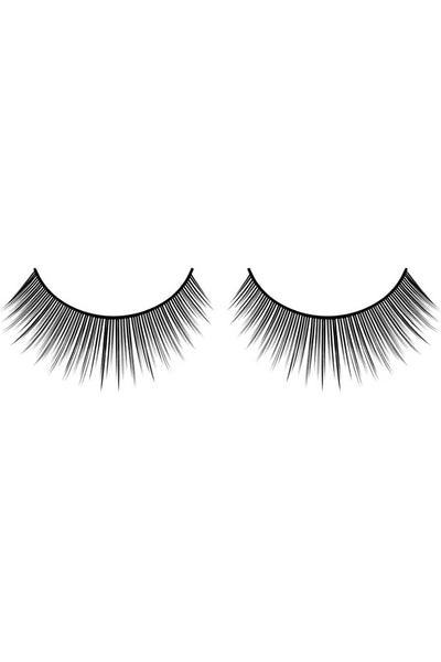 Baci Black Medium Fullness Natural Look Eyelashes - CheapUndies.com