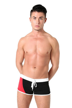 CheapUndies Red Primary Comfort Short