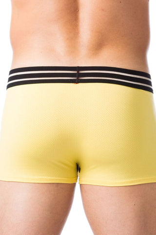 Gregg Homme Yellow Charged Trunks