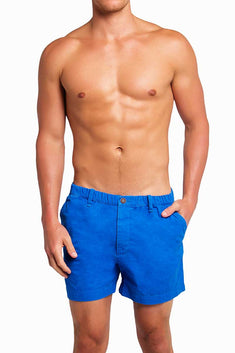 Trend Blue Campus Short