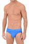 2(X)IST Pro Blue Pima Stretch Brief
