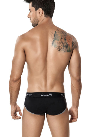 Clever Black  Latin Brief