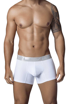 Clever White Jocker Boxer Brief