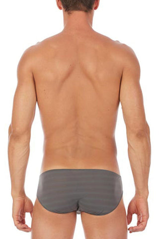 Gregg Homme Grey Baller Brief