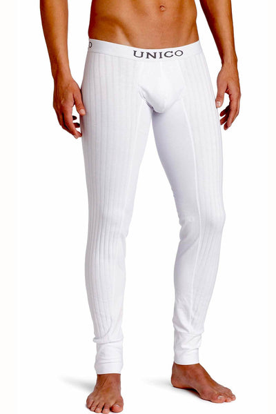 Unico White Long John