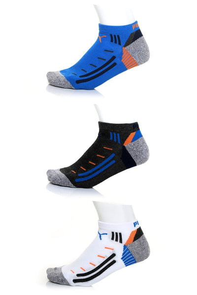 Puma 462 Allsport Low-Cut Sock 3-Pack