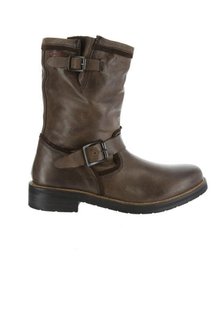 GBX Brown Soft Leather Boots