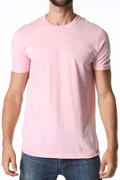 C-IN2 Pink Prime Crew Neck Shirt