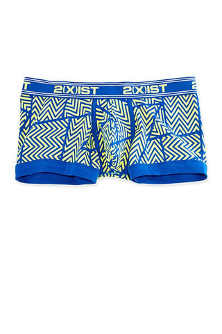 2(X)IST Navy Flo Intersect Boxer Brief
