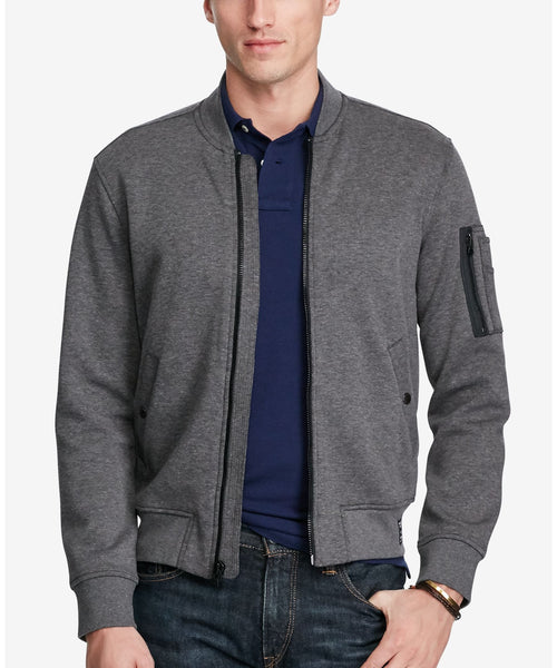 Polo Ralph Lauren Men's Double-Knit Bomber Jacket - CheapUndies.com