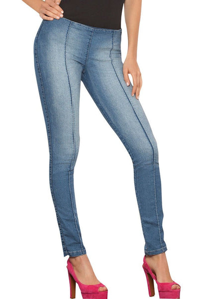 Fiory Light Blue Kiara Jeans